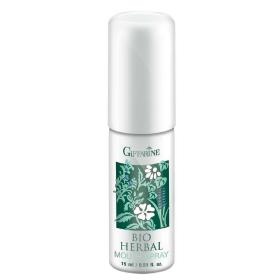 Bio-Herbal Mouth Spray ไบโอ-เฮอร์เบิล เม้าท์สเปรย์ สเปรย์ระงับกลิ่นปากสูตรสมุนไพร กลิ่นไบโอ เฮอร์เบิล มีประสิทธิภาพในการระงับกลิ่นปากได้ยาวนาน ให้ลมหายใจหอม สะอาด เย็นสดชื่น มั่นใจตลอดวัน