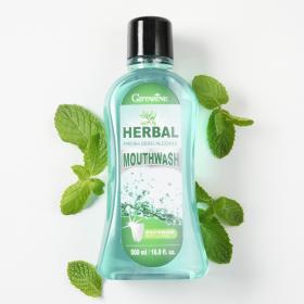 Herbal Fresh Zero Alcohol Mouth Wash เฮอร์เบิล เฟรช ซีโร่ แอลกอฮอล์ เม้าท์ วอช น้ำยาบ้วนปากสูตรอ่อนโยน ไม่มีแอลกอฮอล์ และไม่ทำลายสมดุลของช่องปาก ให้ความรู้สึกสะอาด สดชื่น มีส่วนผสมของมินท์ที่หอมเย็นจากธรรมชาติ ป้องกันฟันผุด้วยส่วนผสมของฟลูโอไรด์