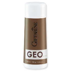 Geo Perfumed Talc แป้งหอมโรยตัว จีโอ เติมความมาดแมน ที่เรียบง่ายดูอบอุ่นให้กับคุณ