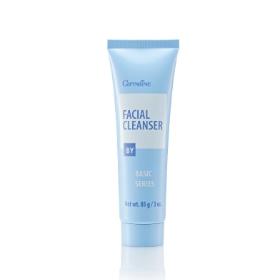 Facial Cleanser กิฟฟารีนครีมล้างหน้า เนื้อนุ่ม เช็ดทำความสะอาดเครื่องสำอางและสิ่งสกปรกได้อย่างหมดจด อ่อนโยนต่อทุกสภาพผิว ถนอมดูแลผิวสวย ให้คงความชุ่มชื้น สดใส อย่างเป็นธรรมชาติ