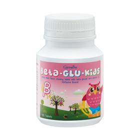 Beta Glu Kids Giffarine เบต้า-กลู-คิดส์ กิฟฟารีน เพิ่มภูมิคุ้มกันเด็ก ป้องกันหวัด ภูมิแพ้