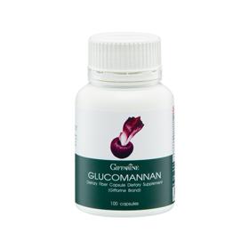 Glucomannan Giffarine ใยอาหารแคปซูลสารสกัดจากหัวบุก กระตุ้นการขับถ่าย แก้ท้องผูก ลดน้ำหนัก ลดโคเลสเตอรอลและระดับน้ำตาลในเลือด