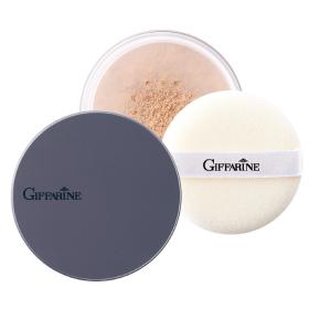 Glamorous Loose Powder (No Glitter) แป้งฝุ่น กลามอรัส (สูตรใหม่เนื้อแป้งไม่วาว) แป้งฝุ่นโปร่งแสง สูตรปราศจากลิตเตอร์(Glitter) เนื้อเนียนเป็นพิเศษด้วยอณูเม็ดสีละเอียด ให้สัมผัสเนียนนุ่ม สดใส