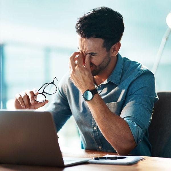 เสริมอาหารให้ดวงตา ปกป้องสายตาจากแสงสีฟ้า